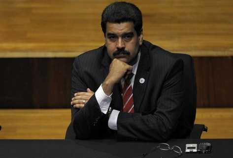 Maduro cavila