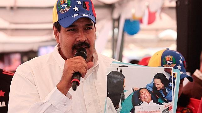 La prueba del regreso de Hugo Chavez a Venezuela