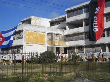 Acto de provocación realizado el 23 de febrero del 2013, 3er aniversario de la muerte de Orlando Zapata Tamayo, frente a la vivienda de Jorge Vázquez en Sagua la Grande.1