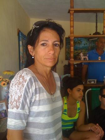 Leticia Ramos, 23 de marzo de 2013