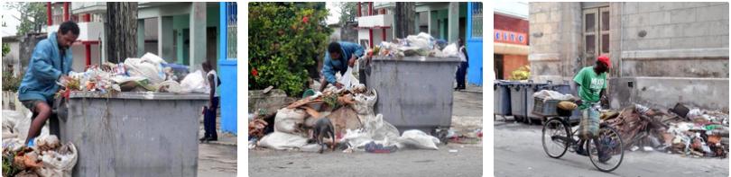 Imágenes publicadas por @ivanlibre muestran las calles de la capital