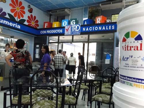 Tienda Flogar, de la cadena TRD Caribe en Camagüe