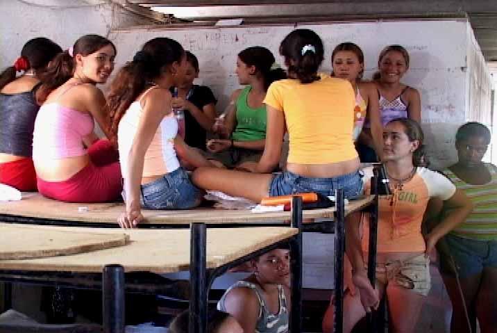 Cuba escuelas al campo