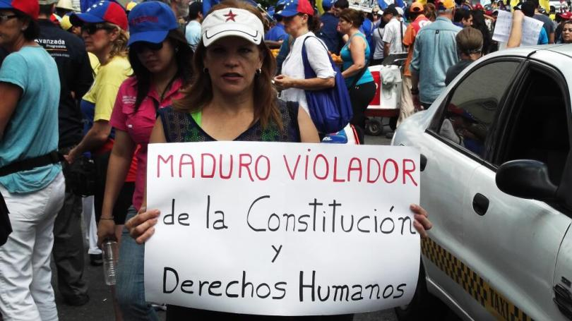 Venezuela tuit a tuit