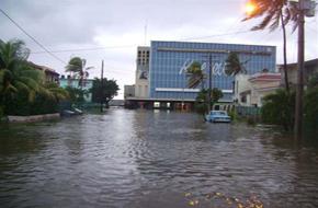 Habana tras dos días de lluvias
