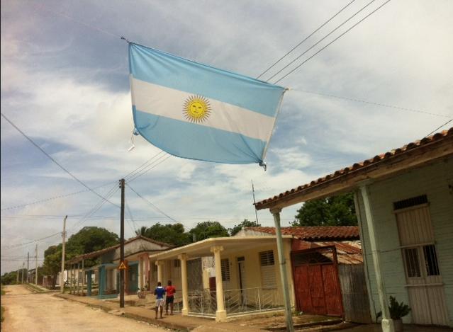 foto @cubanosanti Zulueta julio 2014