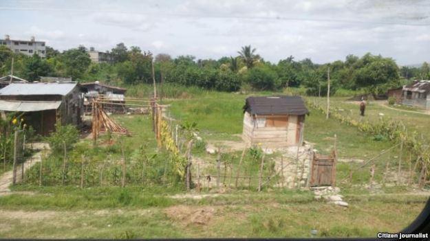 Foto de NIober García Guantánamo vivir en la periferia