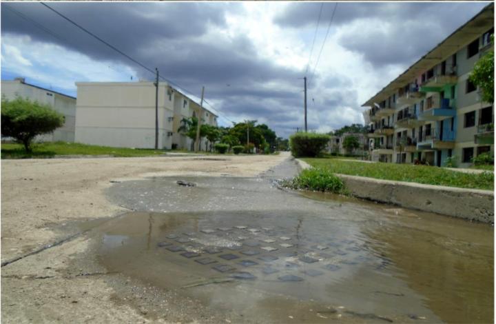 Guantánamo aguas negras