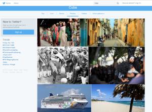 Cuba búsqueda en twitter viernes 13 de noviembre 10 am