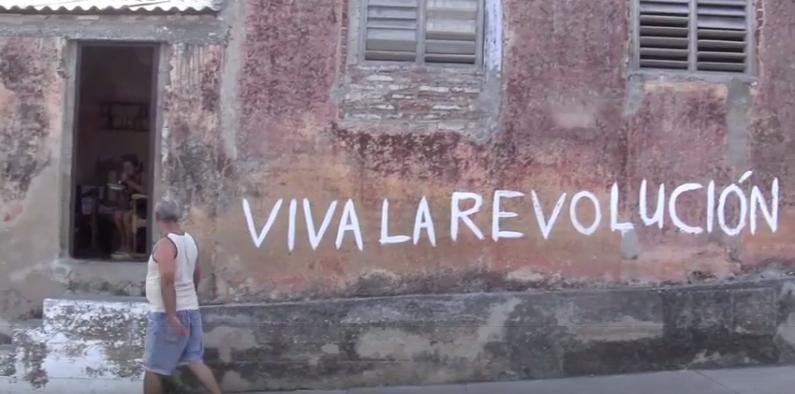 """Logros"" de una revolucióncomunista"