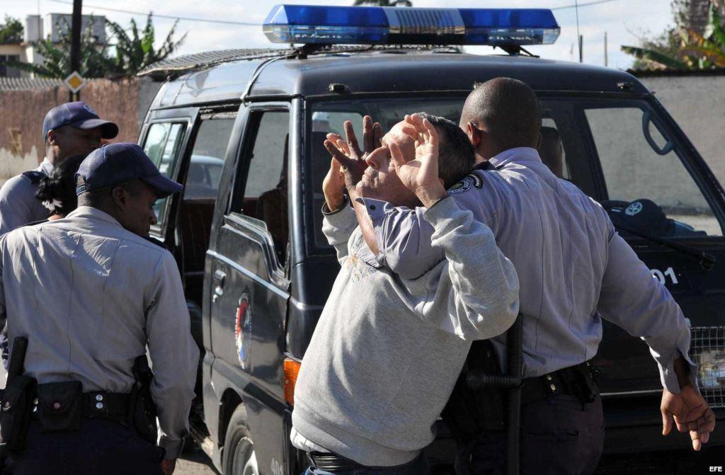 Los militares cubanos son los que asaltan las casas deopositores