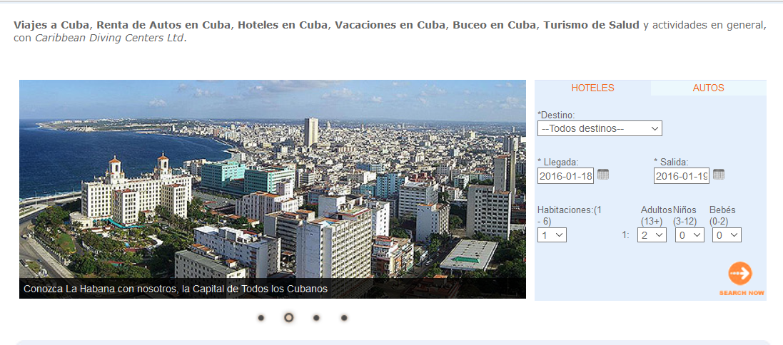 Cuba: salud, turismo ydemandas