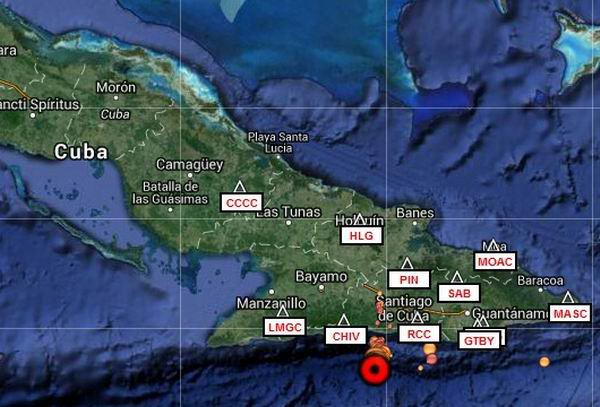 Incertidumbre en Santiago de Cuba cada vez que ocurre unsismo