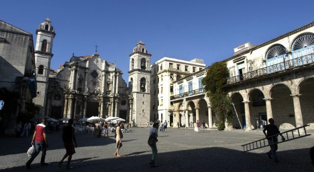 CUBA-ANIVERSARIO 485 DE SAN CRISTÓBAL DE LA HABANA