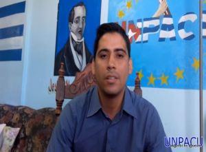 Carlos Amel Oliva inicia huelga de hambre