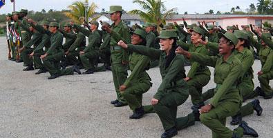 Cuba: abuso de militares cubanos a jóvenes en ServicioMilitar