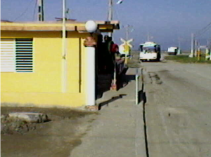 punto de control caimanera