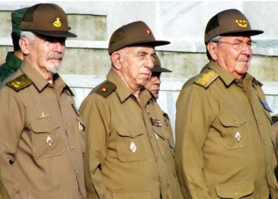 Los militares cubanos abusan de lasmujeres