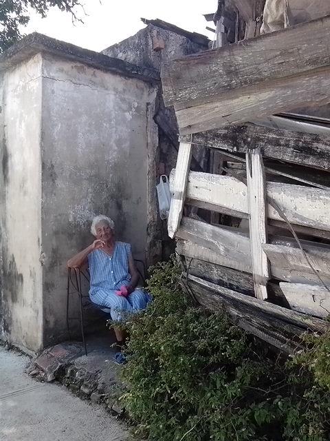 Al otro lado de Cuba, en Pinar del Río saben de ciclones ypobreza