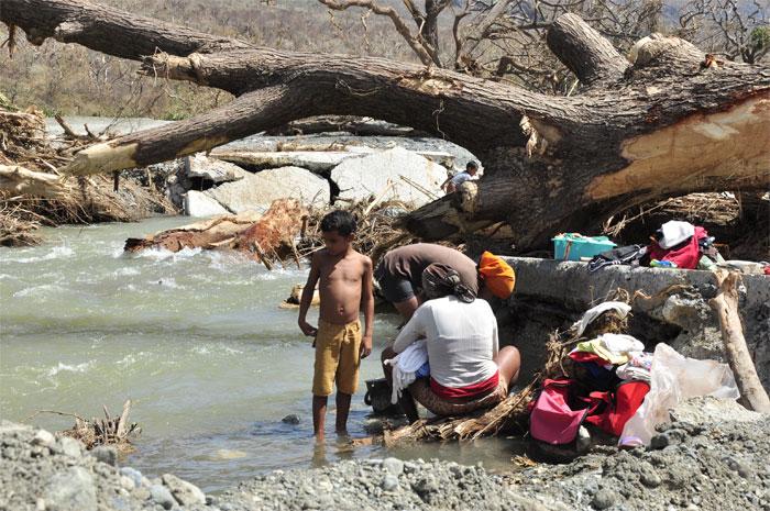 No hay agua ni comida en Maisí pero al gobierno le quedan fondos para espectáculosculturales