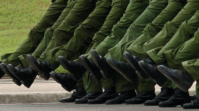 Militares cubanos: robos, amenazas y violación de lasleyes