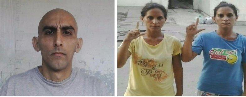 Acción urgente por jóvenes cubanos  en huelga de hambre graves en una sala de terapia intensiva enHolguín