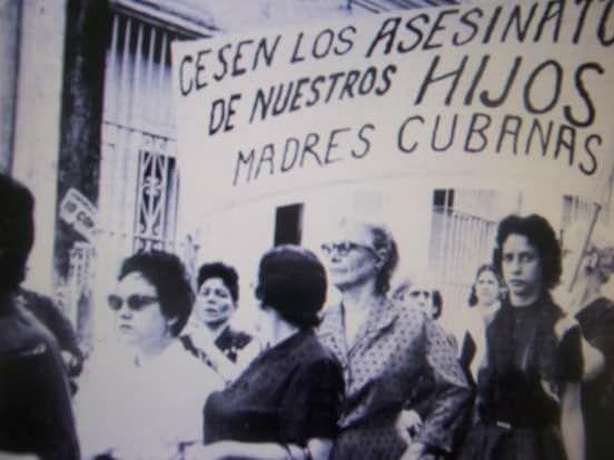 """Damas de Cuba  contra la Dictadura: """"En la batalla moral y humana siempre fuimos superiores"""""""