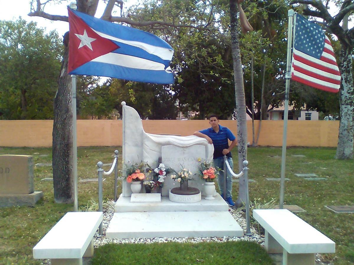 La huella de Jorge Mas Canosa en loscubanos