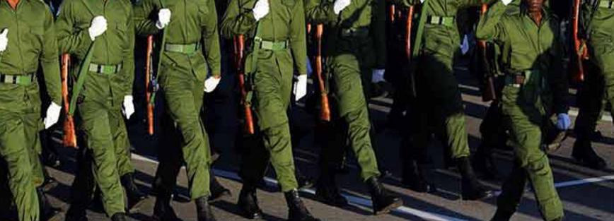 Los militares asaltan y la Dictadura hace como que nosabe