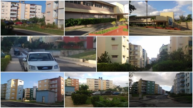 X Contrastes Reparto MIlitar en Habana Fotos Agustin Figueroa