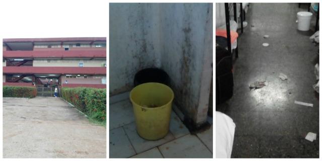 X escuela abre sus puertas la falta de higiene es notable