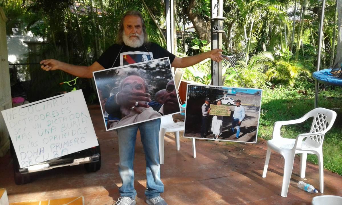 Urgente: Reportan arresto de Agustín LópezCanino