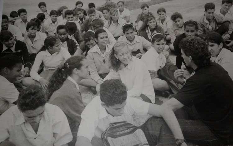 diaz-estudiante-yabu en 1998