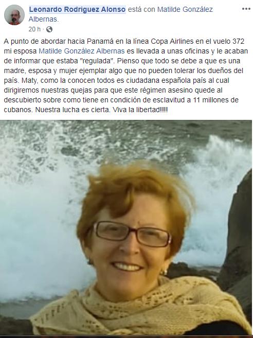 Matilde González
