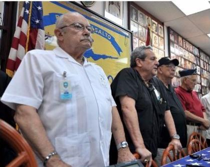 "Jorge Gutiérrez ""Sheriff"": El Brigadista2519"