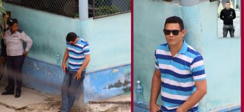 Vigilancia en Lawton, La Habana/ Foto Angel Moya
