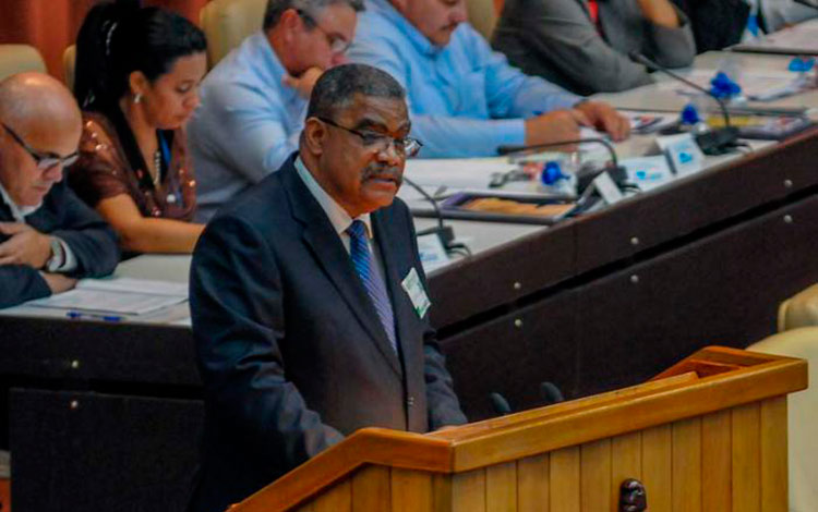 Presidente de Tribunal Supremo en la base de datos de represorescubanos