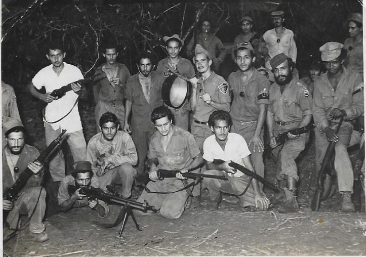 En Caballete de Casas último semestre de 1958