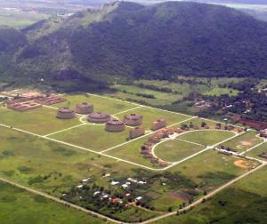 Vista aérea Presidio Modelo Cuba