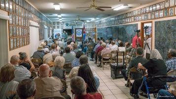 Casa del Preso Miami Foto Wenceslao Cruz
