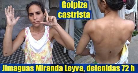 Golpiza-castrista-a-jimaguas-Miranda-Leyva-detenidas-72-horas