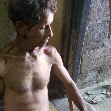 Morirse de hambre enCuba